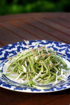 Shaved asparagus salad   Gluten-Free Girl and the Chef.