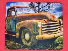 Old Pickup Trucks, Farm Trucks, Cool Trucks, 4x4 Trucks, Diesel Trucks, Lifted Trucks, Rusty Cars, Classic Chevy Trucks, Chevy Classic