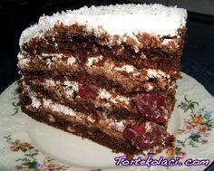 Posna Swarcvald torta Posna Švarcvald torta