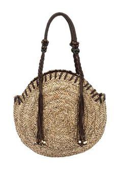 HauteLook | Beach Ready Bags & Hats: Prairie Wind Round Shoulder Tote