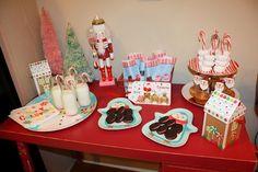 North Pole Breakfast (c/o the Elf tradition) to kick off the Christmas season