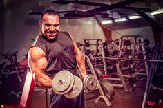 Power 8 Muscle Building Workout – 3 Day Split