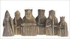 Good news - some of the Lewis Chessmen are being sent back from the British Museum in London to be displayed on the island where they were discovered.