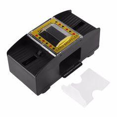 電子バッテリ駆動自動カジノポーカーゲームトランプtk0672ソーター(2デッキ)