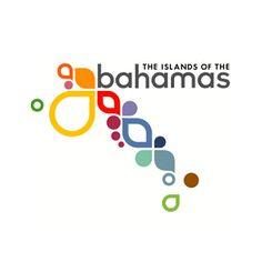 バハマを紹介するWebサイトのロゴマーク。バハマは、西インド諸島のバハマ諸島により構成される島国��