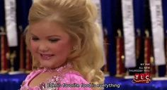 """When they loved food. 
