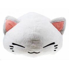 Nemuneko plush (white / model 3) - Plush Toys - Other Products   Blippo.com - Japan & Kawaii Shop