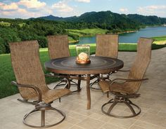 Holly Hill lends itself to any environment with a wide variety of frames and seating options. This Consumer Best Buy is sure to please. http://www.homecrest.com/collections/Detail.aspx?id=38