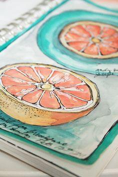 grapefruit inspiration