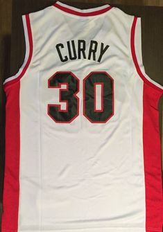 Men Davidson Wildcats 30 Stephen Curry Jersey White Swingman 5fc0382ca