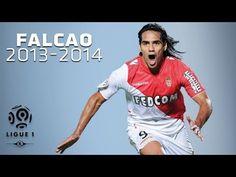 FOOTBALL -  Les 9 premiers buts de Falcao en Ligue 1 avec l'AS Monaco / 2013-2014 - http://lefootball.fr/les-9-premiers-buts-de-falcao-en-ligue-1-avec-las-monaco-2013-2014/