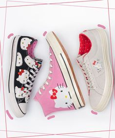 Hello Kitty s Converse Collaboration Is Purrfect d2e114e00