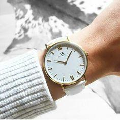 Lækkert ur fra Olivercph, nyhed hos www.watchfelt.dk til kun 995,-
