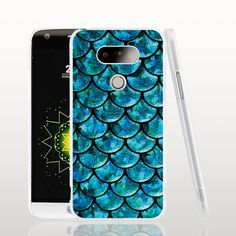 21533 Beautiful green mermaid fish scales cell phone case cover for LG G5 G4 G3 K10 K7 Spirit magna