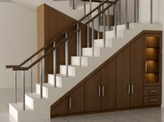 how to use the space under stairs, creative under stairs storage ideas, under staircase storage options cupboard understairs home storage ideas small living . Home Stairs Design, Home Room Design, Door Design, Home Interior Design, House Design, Design Bedroom, Wall Design, Storage Under Staircase, Space Under Stairs