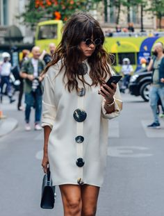 A collection of street style photos which you might love and inspire your own fashion. Street Chic, Street Style, Street Wear, Petite Fashion, Womens Fashion, Net Fashion, Best Of Fashion Week, Mode Chic, Sartorialist
