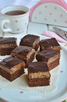 Cake Recipes, Dessert Recipes, Desserts, Hungarian Recipes, Food To Make, Food And Drink, Cooking Recipes, Sweets, Cookies