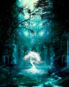 Fantasy tree of life | Tree of Life? | Art - Fantasy, Fiction, Mythology