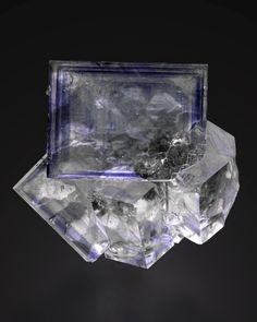 Fluorite - Ojuela Mine, Mapimi, Durango, Mexico