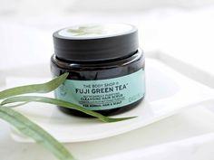 The Body Shop Fuji Green Tea Cleansing Hair Scrub