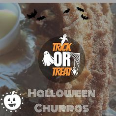 "Trick or Churro?  There is no need to say Bloody Churro 7 times in front of a dark mirror...  Just say the magic words ""trick or churro"" to receive a special treat   We'll be dishing savory churro bites to guests all day tomorrow see you there!  Happy Halloween weekend ! #thetacostand #LaJolla #hechoamano #churros"