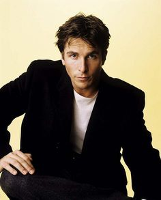 Christian Bale.  Brilliant actor.  I will forever consider him my first love.