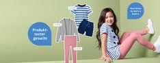 Produkttester gesucht: Teste Tchibo Share und erhalte Damen- & Kindermode!