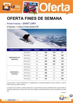 SAINT LARY Fines de Semana Diciembre y Enero desde 97 € ultimo minuto - http://zocotours.com/saint-lary-fines-de-semana-diciembre-y-enero-desde-97-e-ultimo-minuto/
