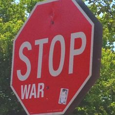 Best stop sign ever!