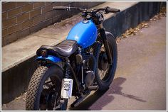 1973 Honda XL 285 - Pipeburn - Purveyors of Classic Motorcycles, Cafe Racers & Custom motorbikes