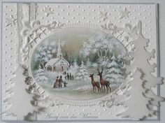 Christmas Card - All essential products for this project can be found on…