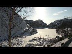 Tur Moi - Flekkefjord - Sokndal - Eide - Moi 10 febr 2013