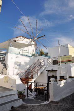 Il Cantuccio, Firostefani, Santorini.  Amazing Italian restaurant.. A must
