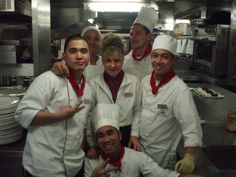 Teamwork aboard Viking River Cruises