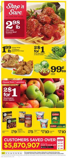 Shop N Save Weekly Ad March 8   14, 2017   Http://