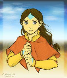 :TaangAU: Avatar Aang by jinjinbun on DeviantArt