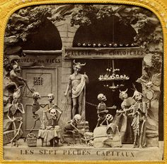 Diableries | Diableries - 3D Horror Images From The 18th Century