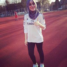 Hijab Madridista