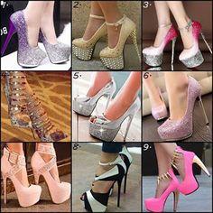 Nancy Jayjii stiletto high heel pumps #NancyJayjii #Womenshoes #Highheels #Pumps