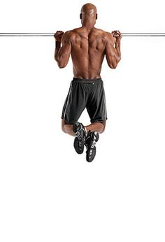 Chinup Exercise | Mens Health