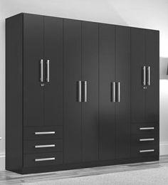 Wardrobe Interior Design, Wardrobe Door Designs, Bedroom Closet Design, Bedroom Furniture Design, Home Decor Furniture, Home Interior Design, Bedroom Built In Wardrobe, Bedroom Wardrobe, Bedroom Cupboard Designs