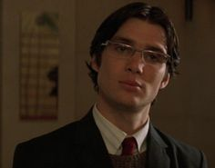 Batman Begins (2005)  Cillian Murphy as Dr. Jonathan Crane aka Scare Crow