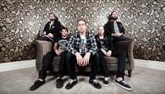 The Ghost Inside - Definitely, one of the most creative bands out there. They are the next big thing after Parkway Drive! I love you guys! Give it all!