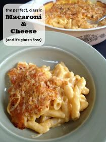 *Rook No. 17: recipes, crafts & whimsies for spreading joy*: So-Good-You-Won't-Miss-the-Gluten Baked Macaroni & Cheese #glutenfree