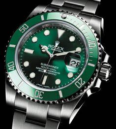 Rolex Submariner Date – groen maar niet groter - Horloge.info Nieuws