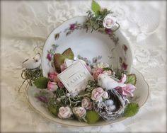 Martica Designs: Tea Cups
