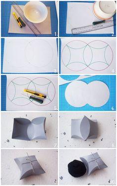 Ingeniosa caja para tus pequeños regalos