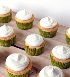 Cómo hacer cupcakes sin horno #postre #receta