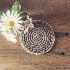 Handmade coasters made from sheoak and % 100 merino wool.  #Handmade…
