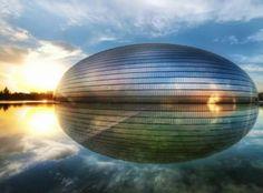 Sahne Sanatları Ulusal Merkezi, Pekin